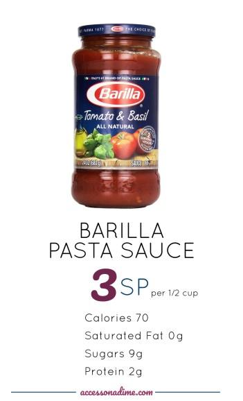 Barilla Tomato Basil