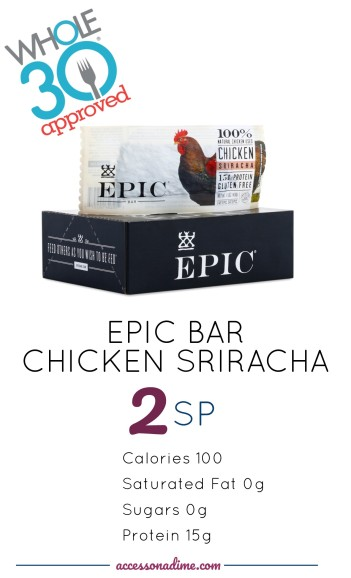 Epic Chicken Sriracha 2 SP Weight Watchers. Whole 30 Approved. accessonadime.com