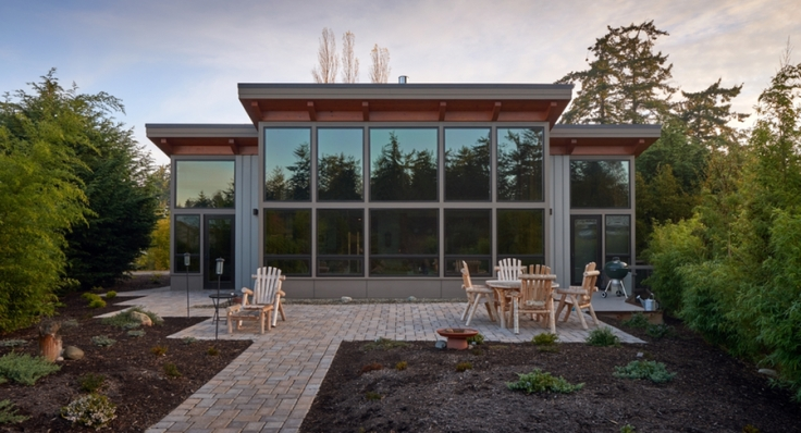Fab Cab Design - Port Townsend Accessable Home